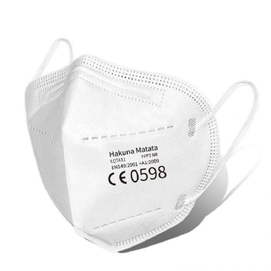 FFP2 KN95 Cinq couches masque de protection